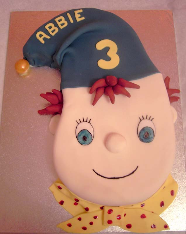 Image of Fancy a cake in the shape of a favourite cartoon or comic character?