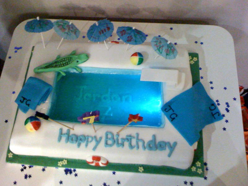 image showing Make the cake that reflects the party