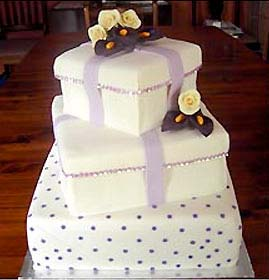 image showing Wedding cakes are all about personal choice